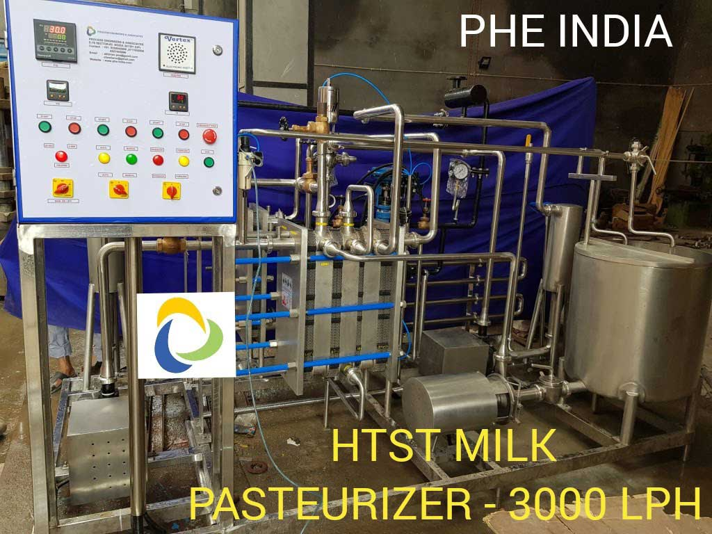 Automatic Milk Pasteurization Plant Price