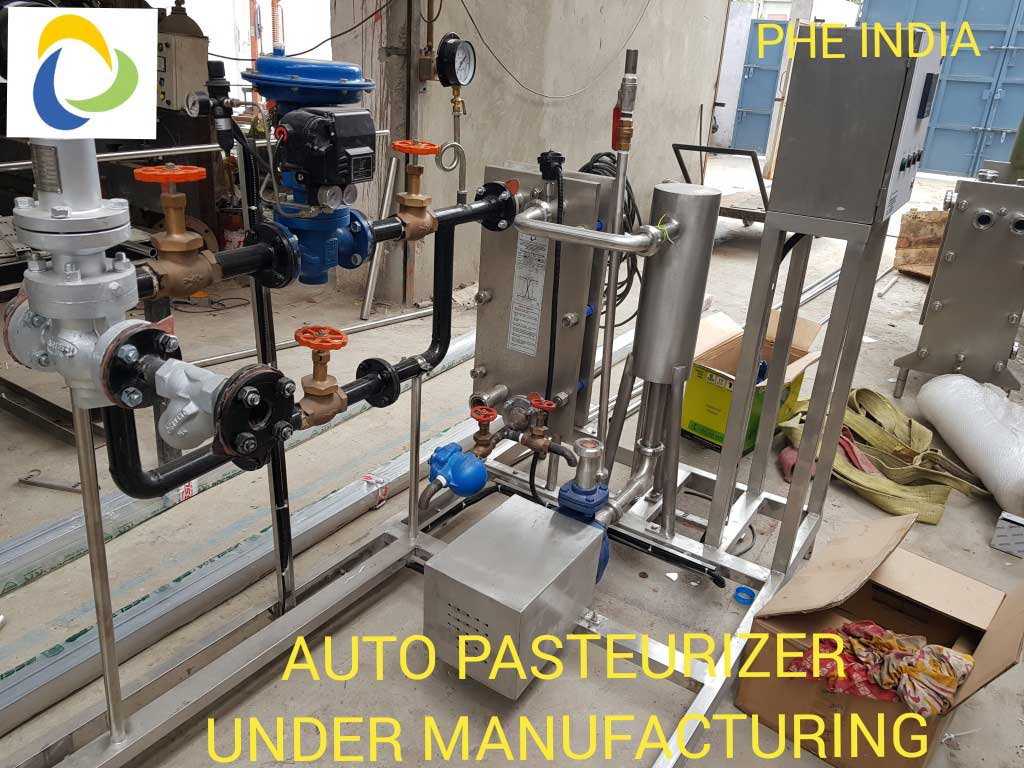 Automatic Pasteurizers in Dhalai