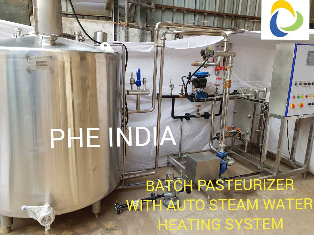Batch Pasteurizer Suppliers