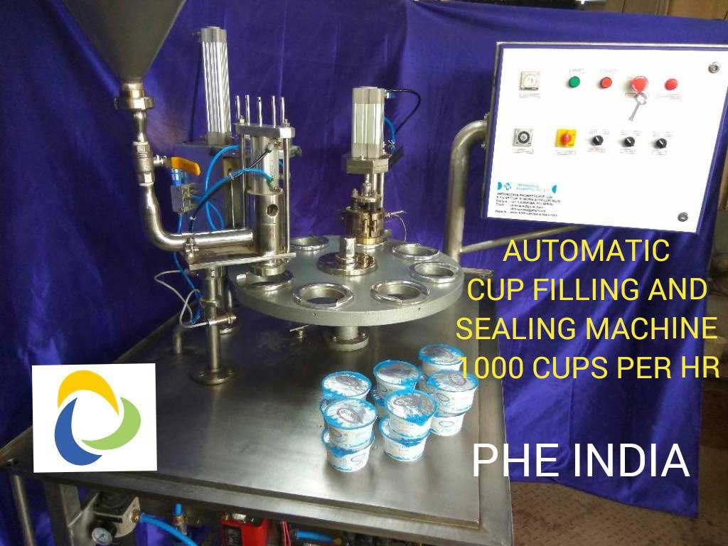Cup Filling Machine Suppliers