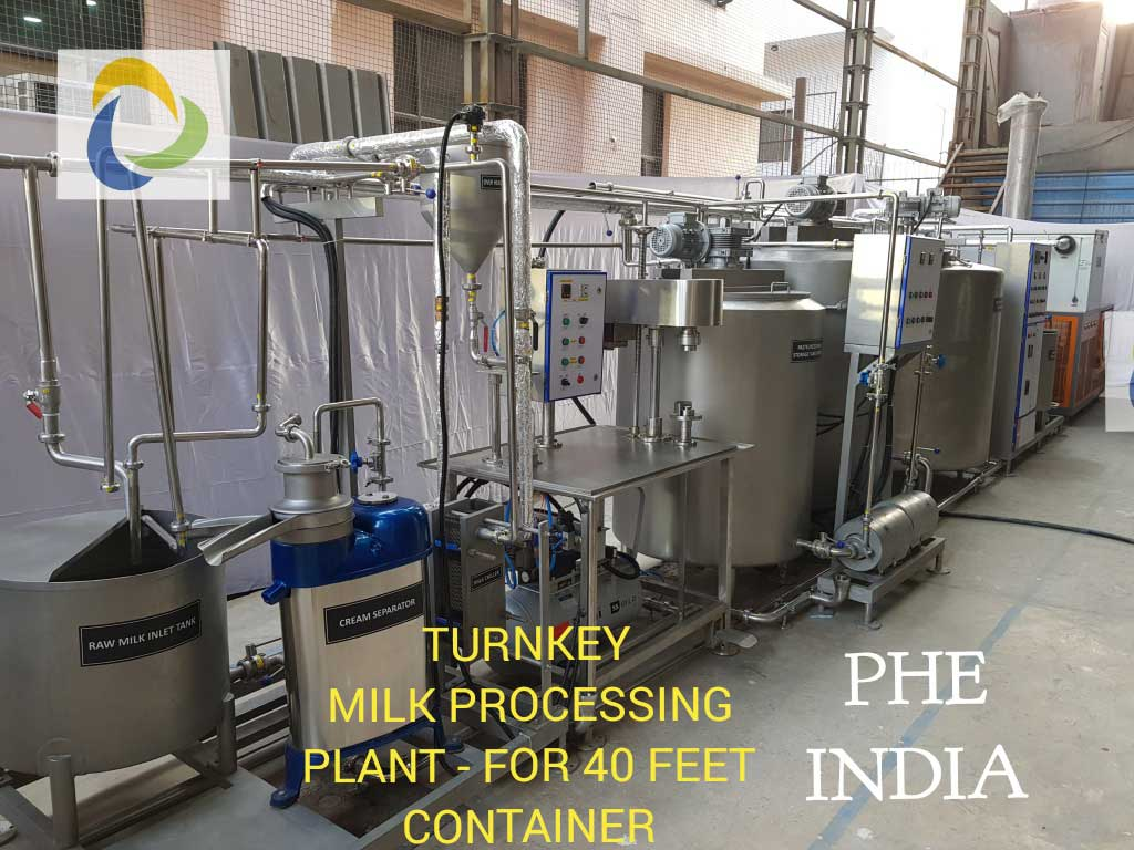Dairy Processing Plant Suppliers
