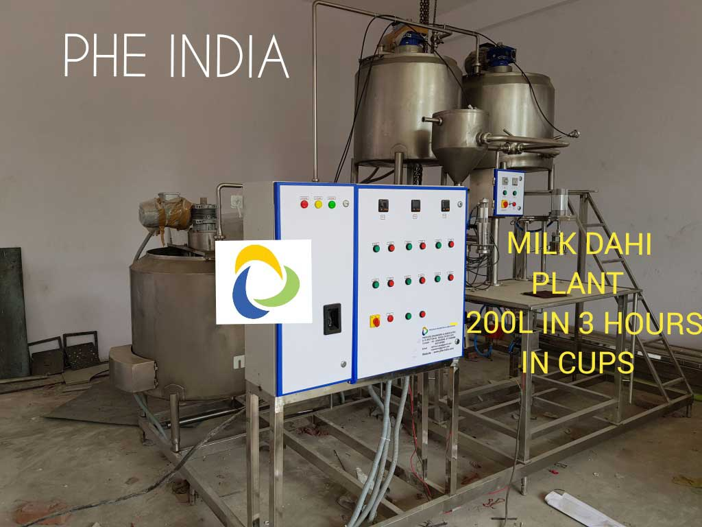 Milk Plant Suppliers