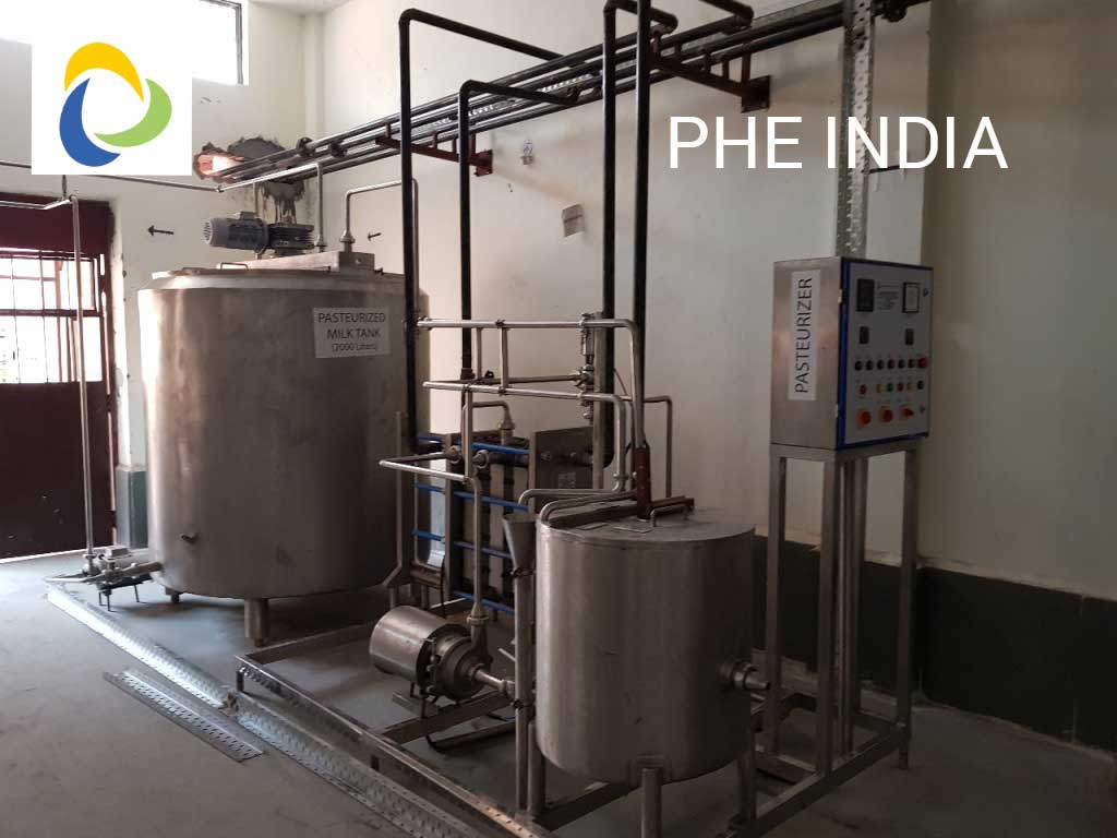Milk Processing Machine Exporters