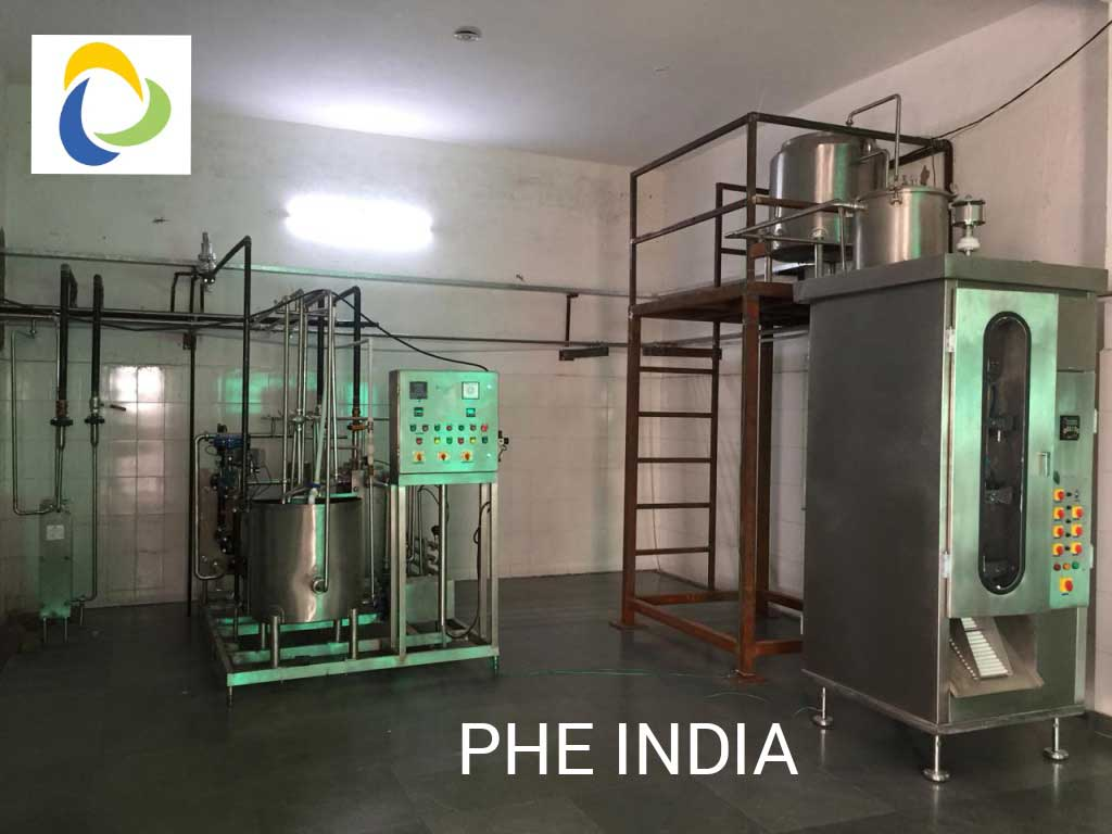 Milk Processing Machinery Cost
