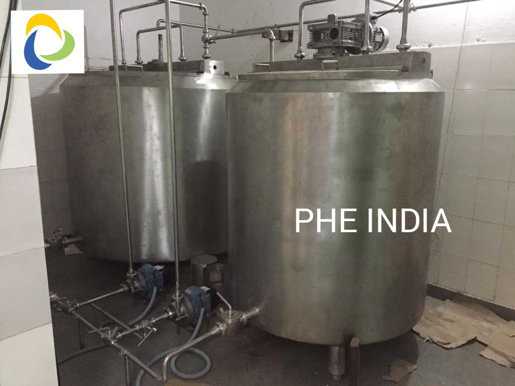 Milk Processing Plant in Noida