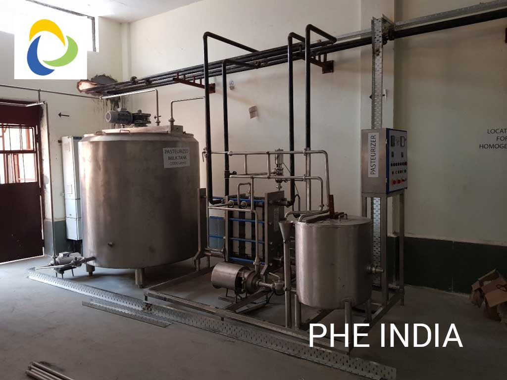 Milk Production Process Suppliers